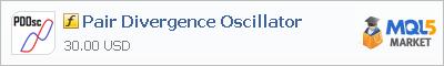 Индикатор Pair Divergence Oscillator