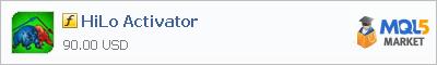 Индикатор HiLo Activator