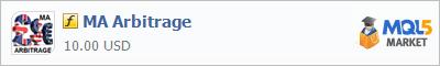 Купить индикатор MA Arbitrage в магазине систем алготрейдинга