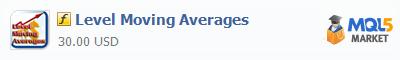Купить индикатор Level Moving Averages в магазине систем алготрейдинга