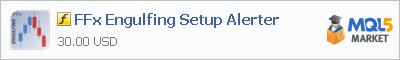 Индикатор FFx Engulfing Setup Alerter