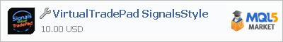 Купить приложение VirtualTradePad SignalsStyle в магазине систем алготрейдинга