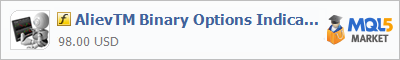 Индикатор AlievTM Binary Options Indicator