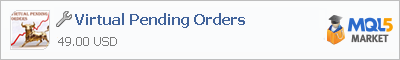 Советник Virtual Pending Orders