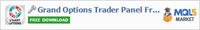 Купить приложение Grand Options Trader Panel Free в магазине систем алготрейдинга