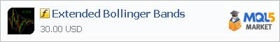 Индикатор Extended Bollinger Bands