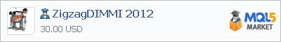 Купить эксперта ZigzagDIMMI 2012 в магазине систем алготрейдинга