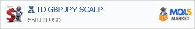 Купить эксперта TD GBPJPY SCALP в магазине систем алготрейдинга