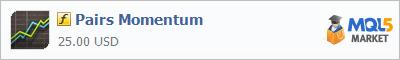 Купить индикатор Pairs Momentum в магазине систем алготрейдинга