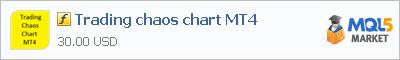 Индикатор Trading chaos chart MT4