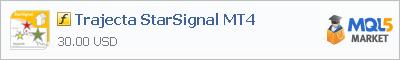 Купить индикатор Trajecta StarSignal MT4 в магазине систем алготрейдинга
