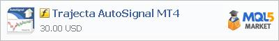 Индикатор Trajecta AutoSignal MT4