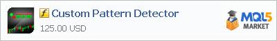Индикатор Custom Pattern Detector