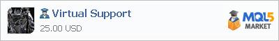 Купить эксперта Virtual Support в магазине систем алготрейдинга