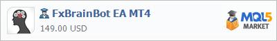 Купить эксперта FxBrainBot EA MT4 в магазине систем алготрейдинга