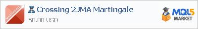Советник Crossing 2JMA Martingale
