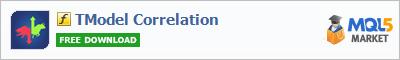 Индикатор TModel Correlation