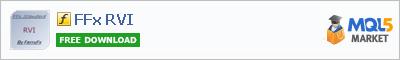 Купить индикатор FFx RVI в магазине систем алготрейдинга