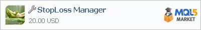 Утилита StopLoss Manager