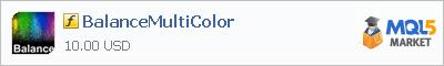 Индикатор BalanceMultiColor