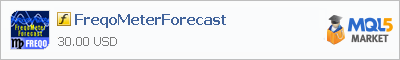 Индикатор FreqoMeterForecast