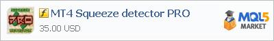 Купить эксперта MT4 Squeeze detector PRO в магазине систем алготрейдинга