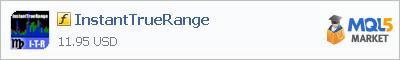 Индикатор InstantTrueRange