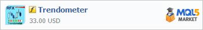 Купить индикатор Trendometer в магазине систем алготрейдинга