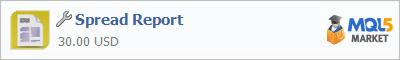 Купить приложение Spread Report в магазине систем алготрейдинга