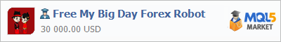 Советник Free My Big Day Forex Robot