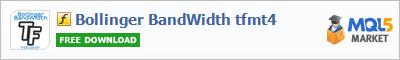 Индикатор Bollinger BandWidth tfmt4