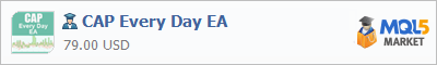 Советник CAP Every Day EA