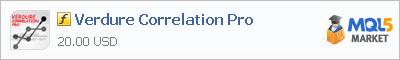 Индикатор Verdure Correlation Pro