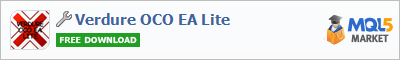 Купить приложение Verdure OCO EA Lite в магазине систем алготрейдинга