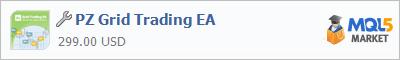 Купить эксперта PZ Grid Trading EA в магазине систем алготрейдинга