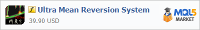 Индикатор Ultra Mean Reversion System