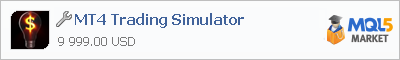 Купить приложение MT4 Trading Simulator в магазине систем алготрейдинга
