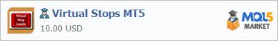 Купить эксперта Virtual Stops MT5 в магазине систем алготрейдинга