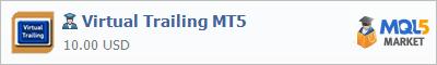 Купить эксперта Virtual Trailing MT5 в магазине систем алготрейдинга