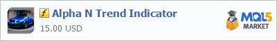 Индикатор Alpha N Trend Indicator