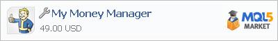 Панель My Money Manager