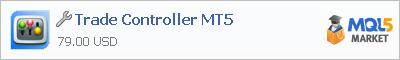 Купить приложение Trade Controller MT5 в магазине систем алготрейдинга
