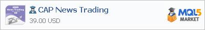 Советник CAP News Trading