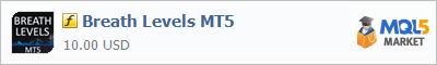 Купить индикатор Breath Levels MT5 в магазине систем алготрейдинга