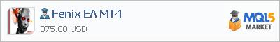 Индикатор Fenix EA MT4