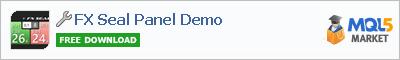 Купить приложение FX Seal Panel Demo в магазине систем алготрейдинга