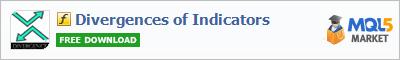 Купить индикатор Divergences of Indicators в магазине систем алготрейдинга
