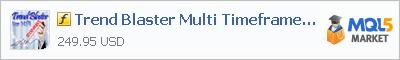 Индикатор Trend Blaster Multi Timeframe Signal System