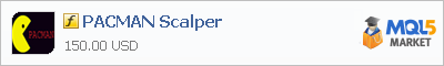 Индикатор PACMAN Scalper