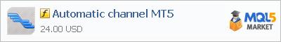Купить индикатор Elder envelope channel в магазине систем алготрейдинга